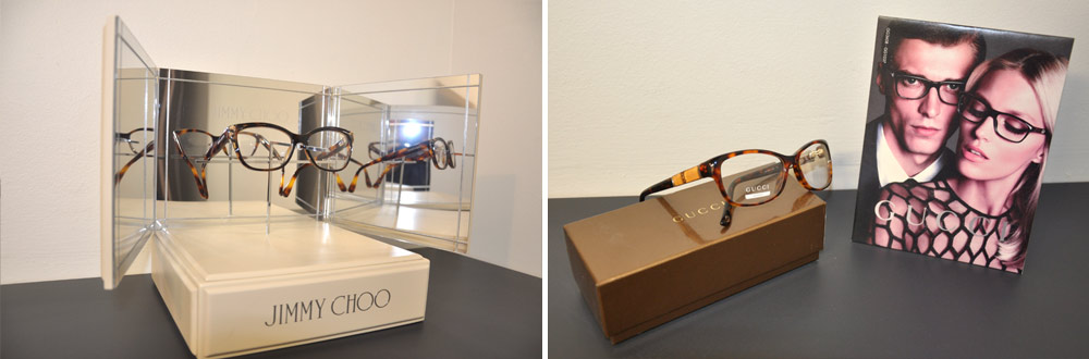 Selection of Spectacle Frames at Anthony Smith Optometrist